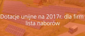 dotacje unijne oze solsum